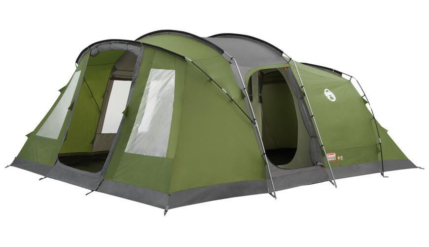 Coleman Vespucci 6 tent olijf